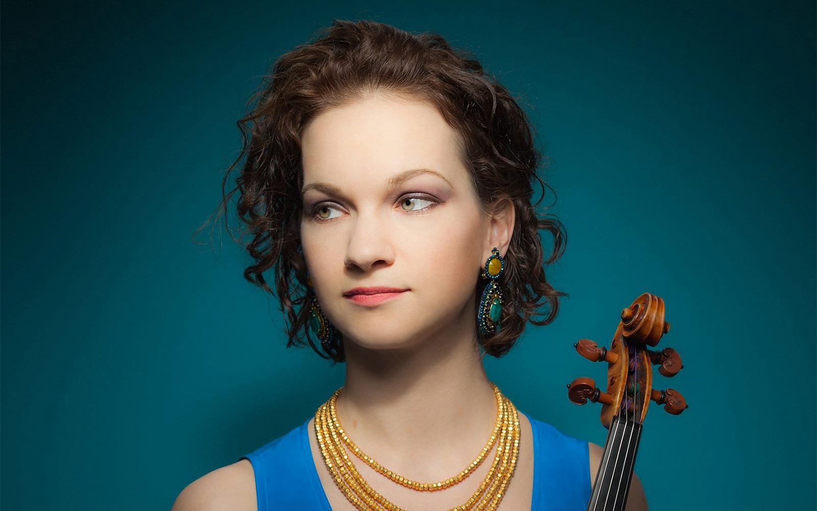 Hilary Hahn - Lorenzo ...
